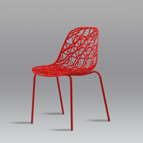 Nexgene Net Stacking Chair Image 8
