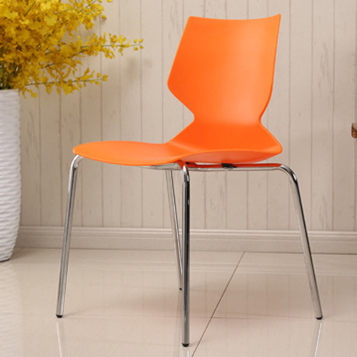 Cuzzles Stack Chair With Chrome Frame Image 10