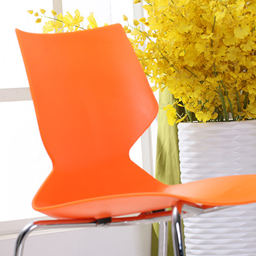 Cuzzles Stack Chair With Chrome Frame Image 12