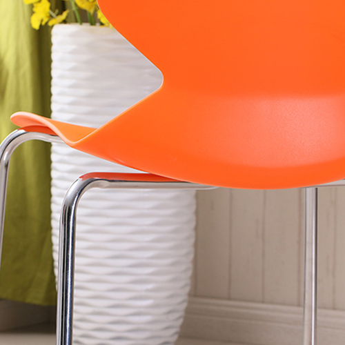 Cuzzles Stack Chair With Chrome Frame Image 13