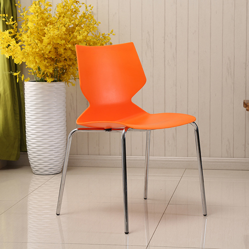 Cuzzles Stack Chair With Chrome Frame Image 4