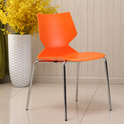 Cuzzles Stack Chair With Chrome Frame Image 8