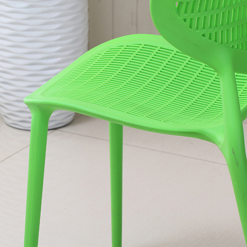 Mesh Angel Stackable Chair Image 15