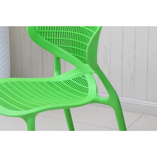 Mesh Angel Stackable Chair Image 16