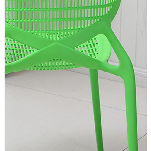 Mesh Angel Stackable Chair Image 19