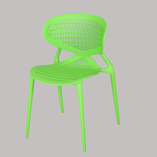 Mesh Angel Stackable Chair Image 4