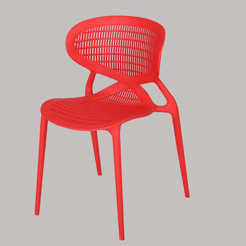 Mesh Angel Stackable Chair Image 5