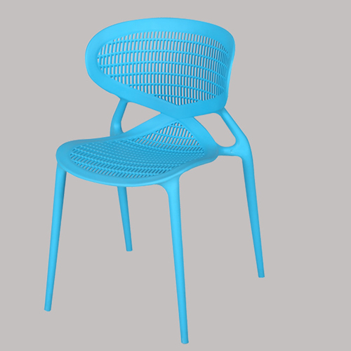 Mesh Angel Stackable Chair Image 6