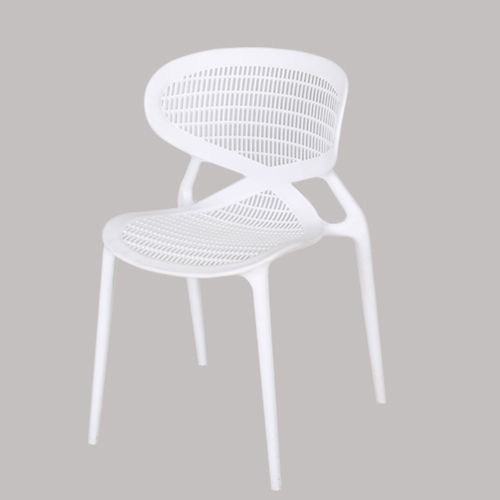 Mesh Angel Stackable Chair Image 7