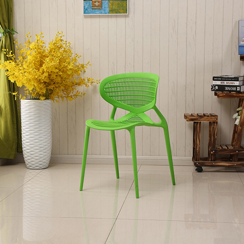 Mesh Angel Stackable Chair Image 9