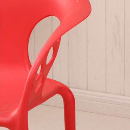 Rocco Modern Stackable Armchair Image 14