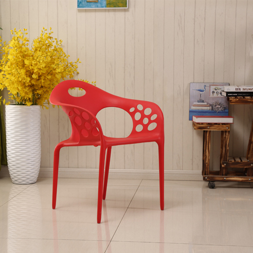 Rocco Modern Stackable Armchair Image 1