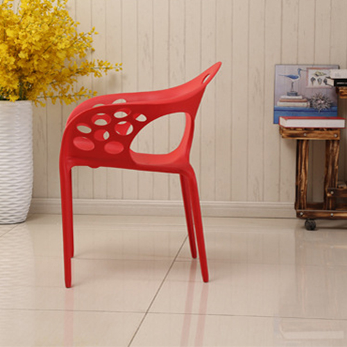 Rocco Modern Stackable Armchair Image 6