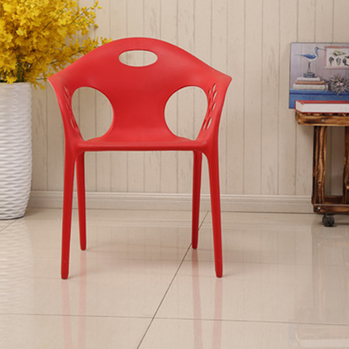 Rocco Modern Stackable Armchair Image 7
