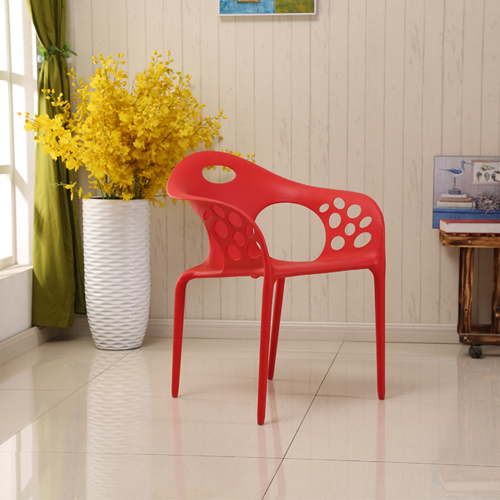 Rocco Modern Stackable Armchair Image 8