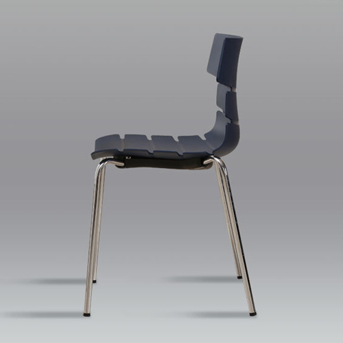 Unusual Breakout Chair With Chrome Base Image 5