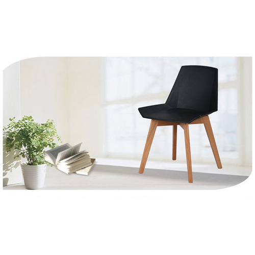 Plooza Chair With Wooden Base Image 10