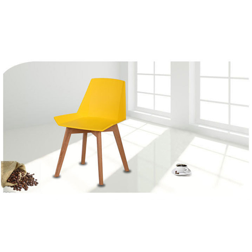 Plooza Chair With Wooden Base Image 11