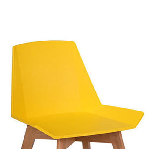 Plooza Chair With Wooden Base Image 15