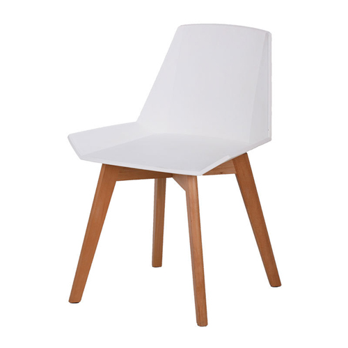 Plooza Chair With Wooden Base Image 7
