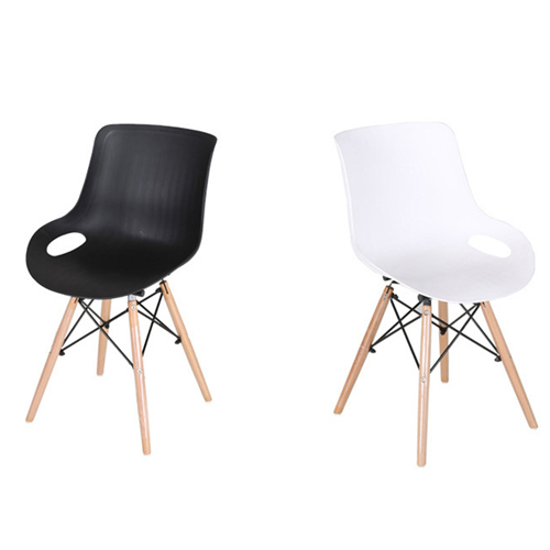 Bermo Modern Shell Chair Image 11