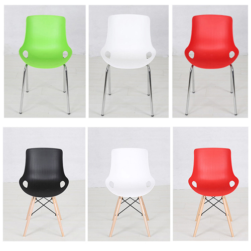Bermo Modern Shell Chair Image 12