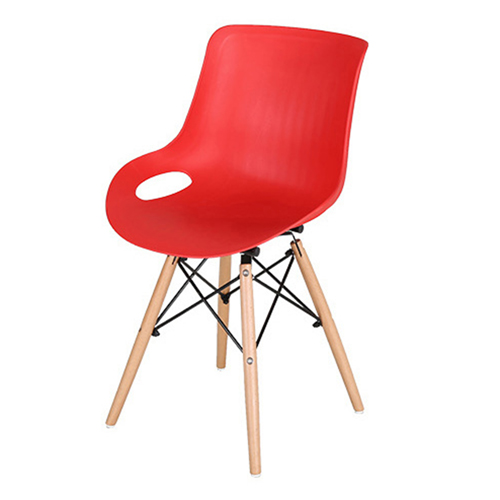 Bermo Modern Shell Chair Image 13