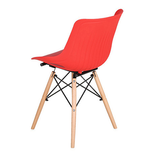 Bermo Modern Shell Chair Image 14