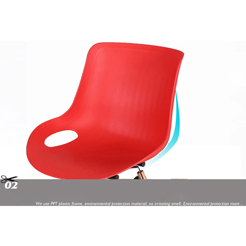 Bermo Modern Shell Chair Image 16