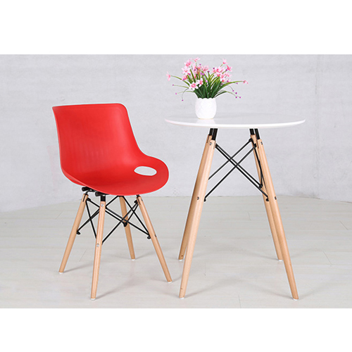 Bermo Modern Shell Chair Image 6
