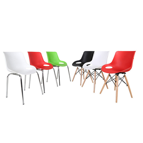 Bermo Modern Shell Chair Image 7
