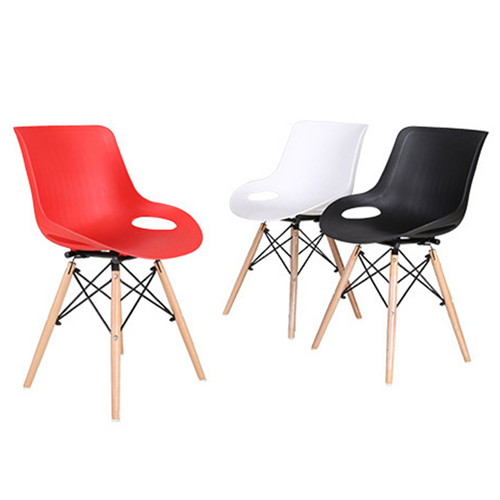 Bermo Modern Shell Chair Image 8