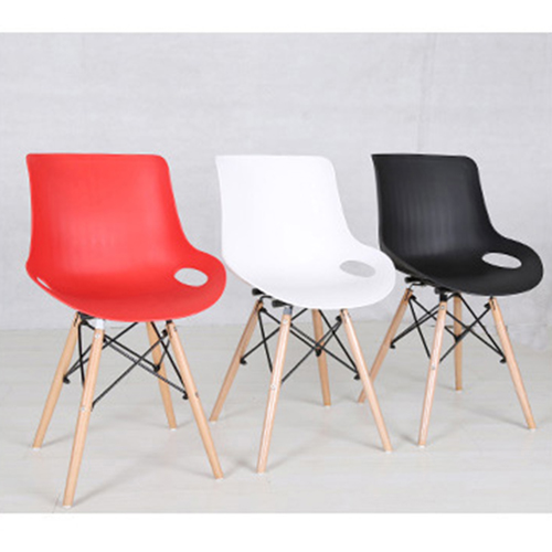Bermo Modern Shell Chair Image 9