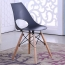 Cincyr Molded Chair with Dowel Base
