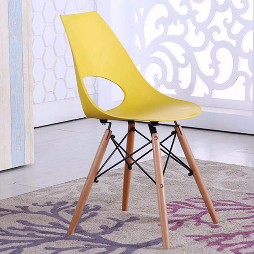 Cincyr Molded Chair with Dowel Base Image 2