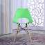 Cincyr Molded Chair with Dowel Base Image 4