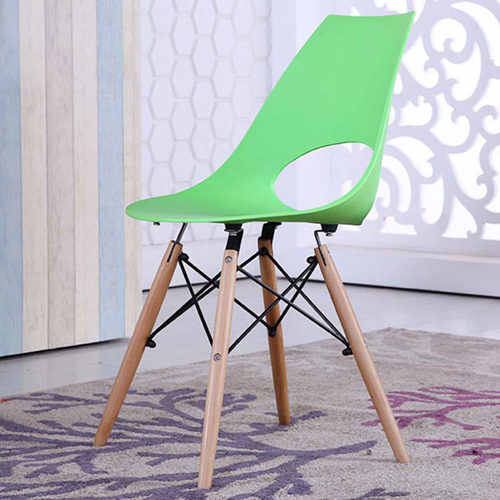 Cincyr Molded Chair with Dowel Base Image 5