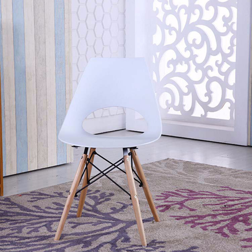 Cincyr Molded Chair with Dowel Base Image 6