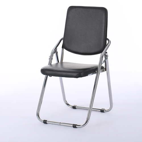 Duoflex Padded Metal Folding Chair Image 1