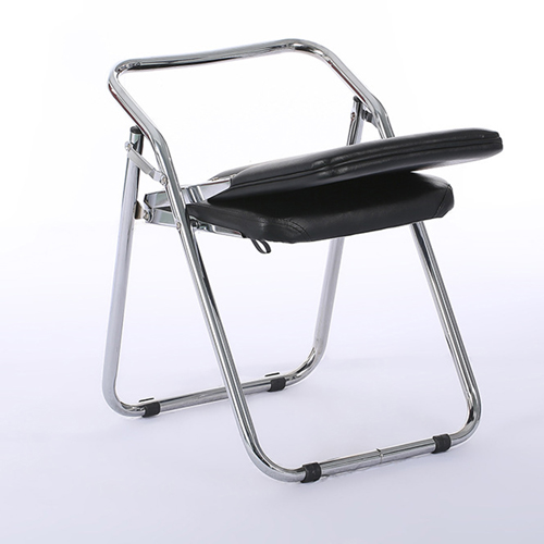 Duoflex Padded Metal Folding Chair Image 2