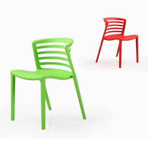 Contour Curvy Chair Image 13
