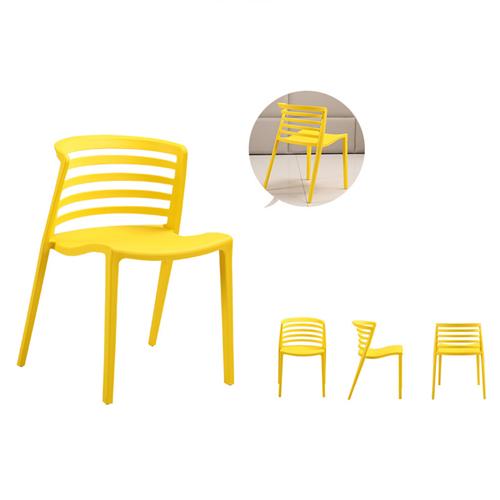 Contour Curvy Chair Image 14