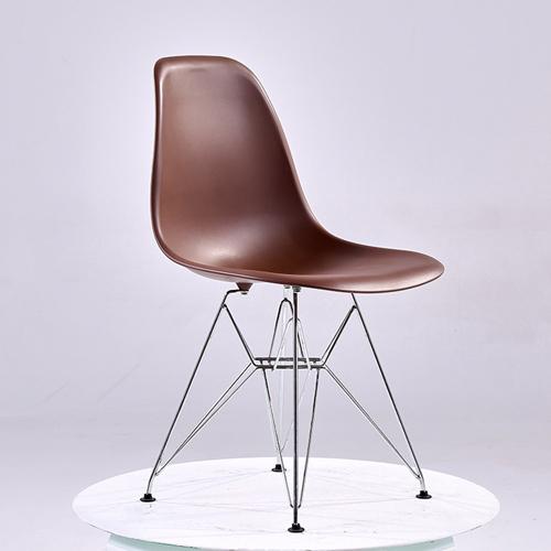 Harbingel Chair with Chrome Eiffel Legs Image 9