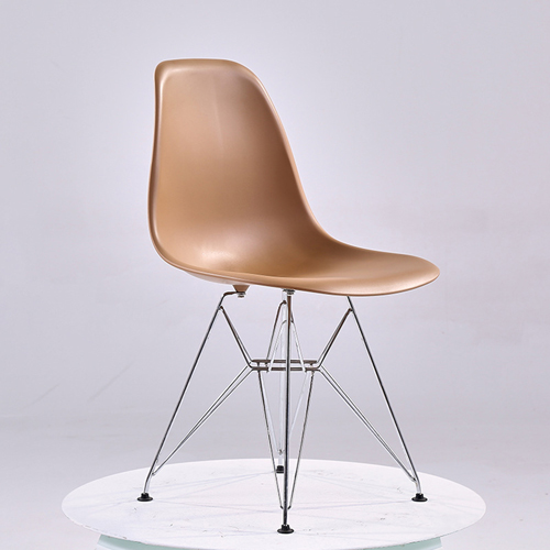 Harbingel Chair with Chrome Eiffel Legs Image 10