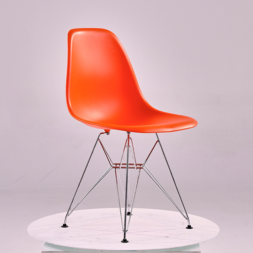 Harbingel Chair with Chrome Eiffel Legs Image 12