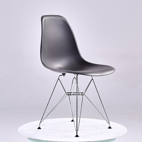 Harbingel Chair with Chrome Eiffel Legs Image 13