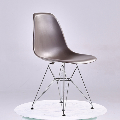 Harbingel Chair with Chrome Eiffel Legs Image 14