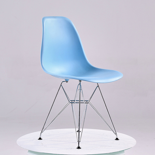 Harbingel Chair with Chrome Eiffel Legs Image 16