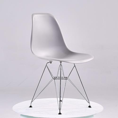 Harbingel Chair with Chrome Eiffel Legs Image 17