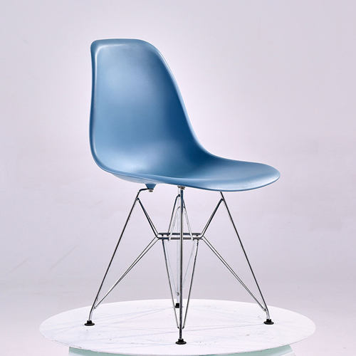 Harbingel Chair with Chrome Eiffel Legs Image 18